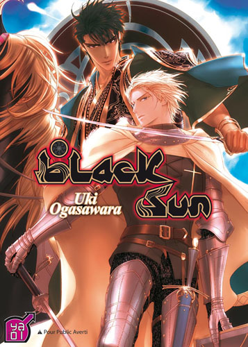 Black sun manga volume 1 simple 75738