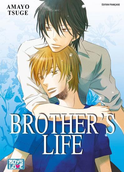 Brother s life manga volume 1 simple 78437
