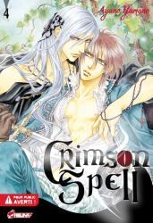Crimson spell manga volume 4 simple 74123
