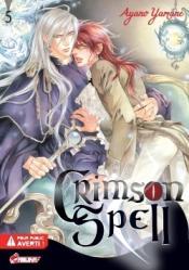 Crimson spell manga volume 5 simple 207262