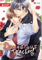 Dangerous teacher manga volume 3 simple 228893