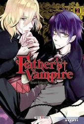 Father s vampire manga volume 2 simple 219259
