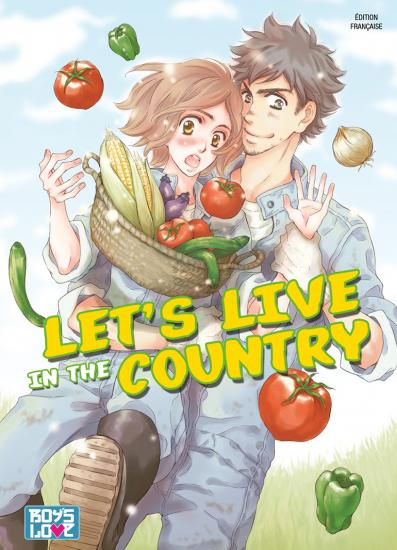 Let s live in the country manga volume 1 simple 214812
