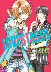Love stage manga volume 4 simple 214760