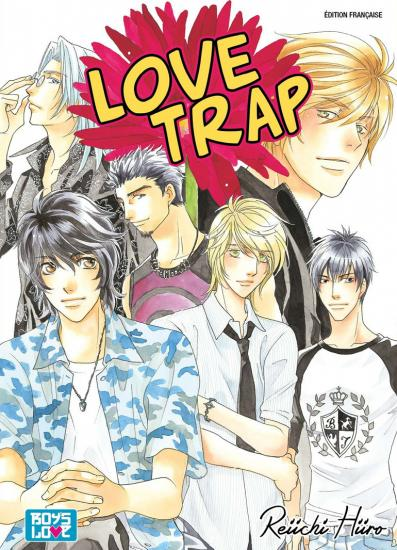 Love trap manga volume 1 simple 215589