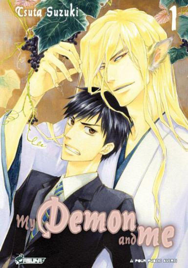 My demon and me 1 asuka