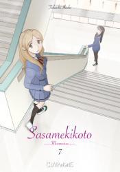 Sasamekikoto manga volume 7 simple 68647