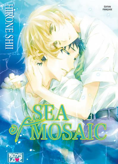 Sea of mosaic manga volume 1 simple 78441