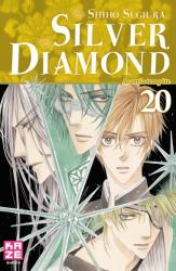 Silver diamond 20 kaze