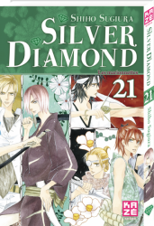 Silver diamond manga volume 21 simple 207265