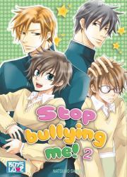 Stop bullying me manga volume 2 simple 71989