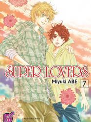 Super lovers manga volume 7 simple 218862