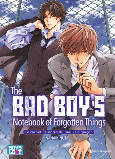 The bad boys notebook of forget things idp