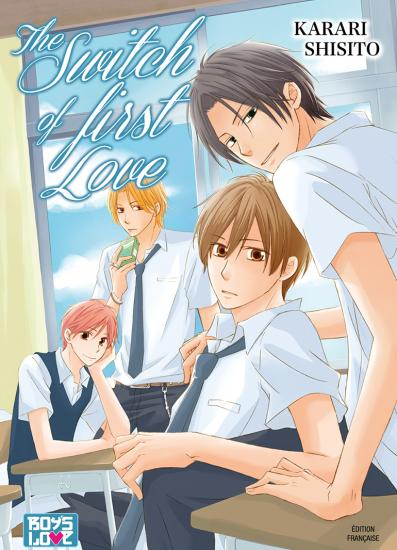 The switch of first love manga volume 1 simple 214809