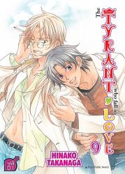The tyrant who fall in love manga volume 9 simple 209755