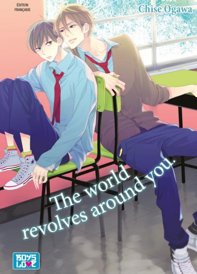 The world revolves around you manga volume 1 simple 214167