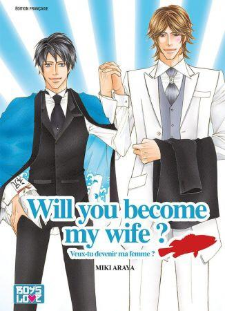 Will you become my wife manga volume 1 simple 206985