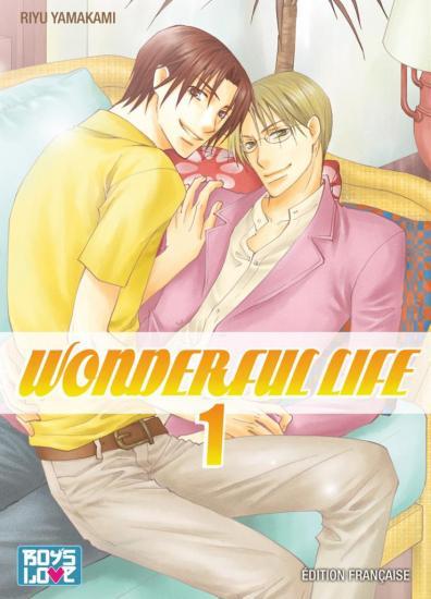 Wonderful life manga volume 1 simple 71983