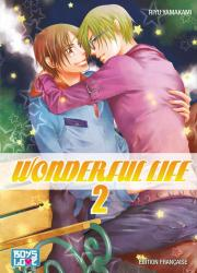 Wonderful life manga volume 2 simple 71984