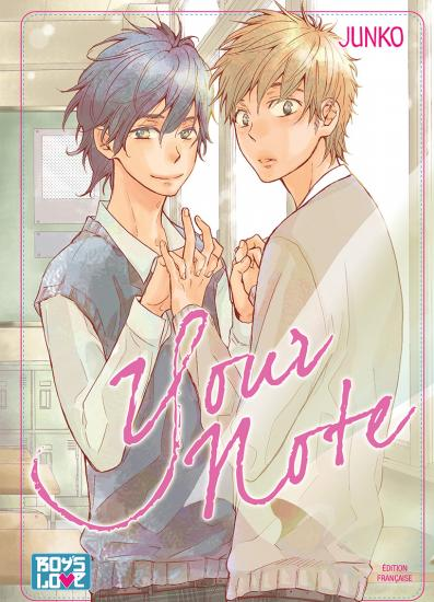Your note manga volume 1 simple 78414